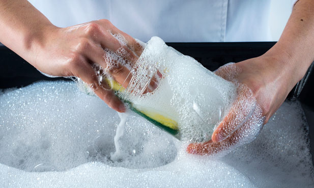 Como esterilizar frascos