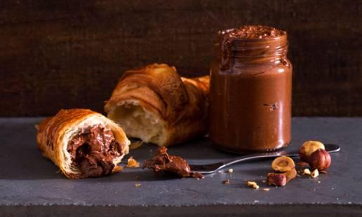 Creme de barrar de chocolate: versão caseira