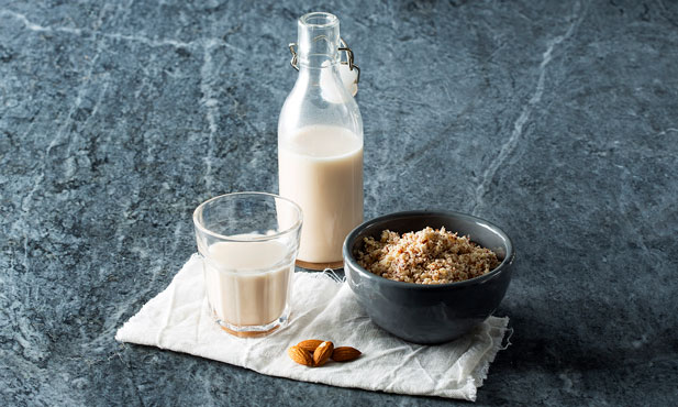 Faça o seu próprio leite vegetal
