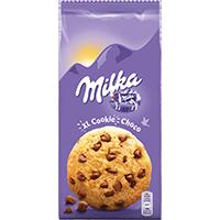 Bolacha Cookies Xl Milka 184G