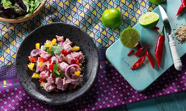 Ceviche de Atum