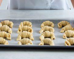 Como fazer croissants