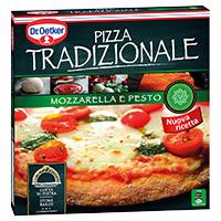Pizza Tradizion Moz pesto Dr. oetker 370G