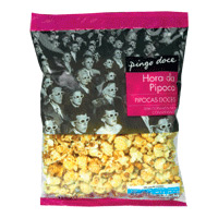 Pipocas Doces 150G