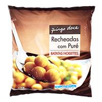 Batatas Noisettes Pingo Doce 1Kg
