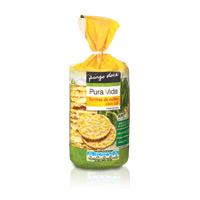 Tortitas Pura Vida Milho 130G