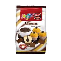 Muffins Recheados De Chocolate 280G