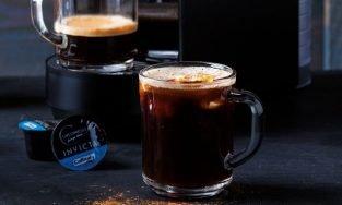 Batido de café frio