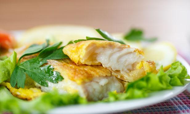 Filetes de pescada