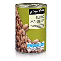Feijão Manteiga 420G