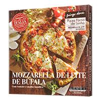 Pizza Queijos Bufala Forno Lenha Pingo Doce 350G