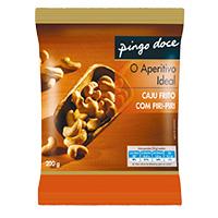 Caju Frito Com Piri-Piri Pingo Doce 200G