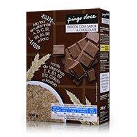 Cereais Flocos Com Sabor A Chocolate Pingo Doce 300G
