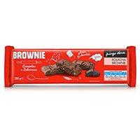 Bolacha Brownie 225G