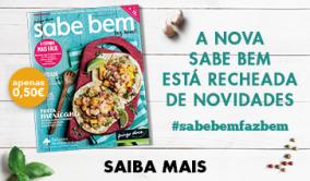 Nova edição da revista Sabe Bem