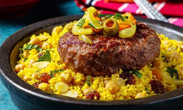 Hambúrguer de Marrocos