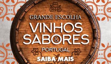 Grande Escolha de Vinhos e Sabores