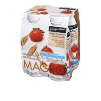 Iogurte Liq Mag Pingo Doce, Morango Cereais