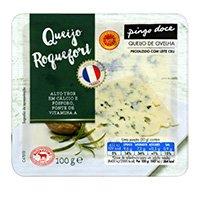 Queijo Roquefort Pingo Doce 100G