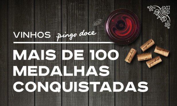 Vinhos Pingo Doce ganham medalhas