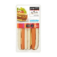 Hot Dogs Pingo Doce 2X100G