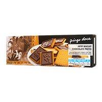 Bolachas Cob Pingo Doce  Petit Biscuit Choc Negro 150G