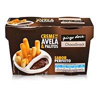 Creme De Avelã + Palitos Pingo Doce 2X52G