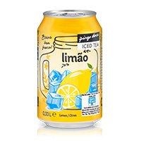 Iced Tea Limão Pingo Doce Lata 0,33L