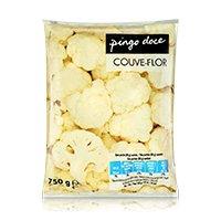 Couve-Flor Congelada Pingo Doce 750g