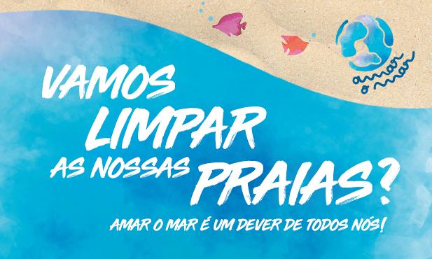 Pingo Doce e LPN juntos no combate à poluição nas praias