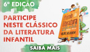 Saiba mais sobre a 6ª edição do Prémio de Literatura Infantil