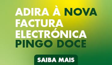 Adira à nova Factura Electrónica Pingo Doce