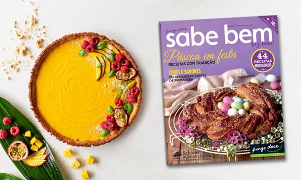 Festeje com a Sabe Bem a chegada da Primavera e da Páscoa