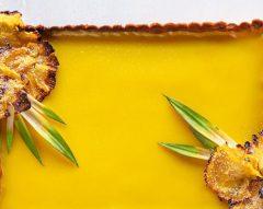 Tarte de ananás
