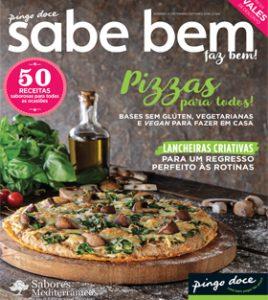 Bom regresso às rotinas com a nova edição da Sabe Bem