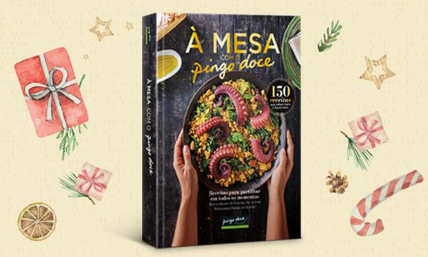 Pingo Doce lança livro exclusivo de receitas