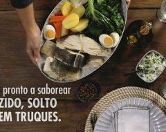 Como cozer bacalhau como um chef
