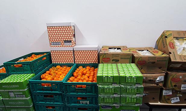 Pingo Doce apoia hospitais com doação de bens alimentares