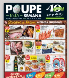 Folheto Poupe Esta Semana Médias e Grandes