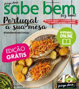 Sabe bem ter Portugal à mesa