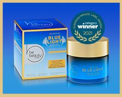 Creme Rosto Protecção Blue Light Be Beauty