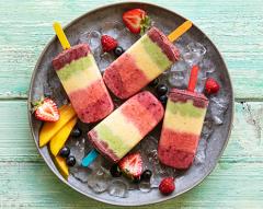 Gelado de fruta