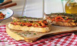 Torricado de sardinha