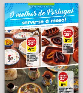 O Melhor de Portugal Serve-se à Mesa!