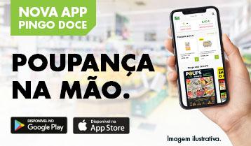 Descarregue já a Nova App