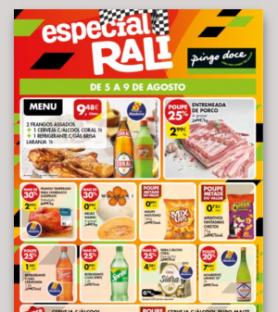 Folheto Especial Rali Madeira
