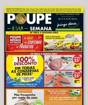 Folheto Poupe Esta Semana Medias Norte