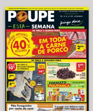Folheto Poupe Esta Semana Grandes Norte