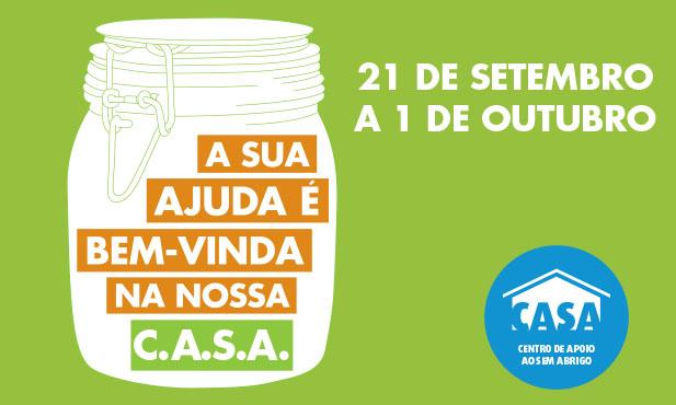 Pingo Doce junta-se ao centro de apoio ao sem abrigo (CASA)