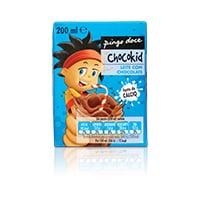 Chocokid Leite Com Chocolate 200Ml